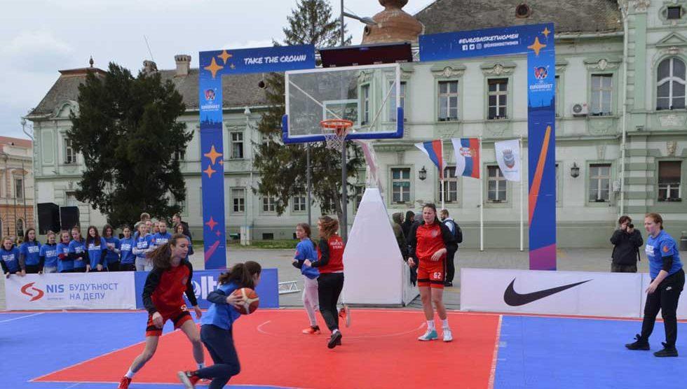 sto dana do početka evropskog prvenstva za žene u košarci