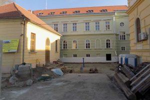zgrada klostera