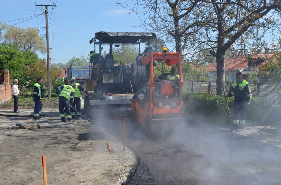 asfaltiranje ulica