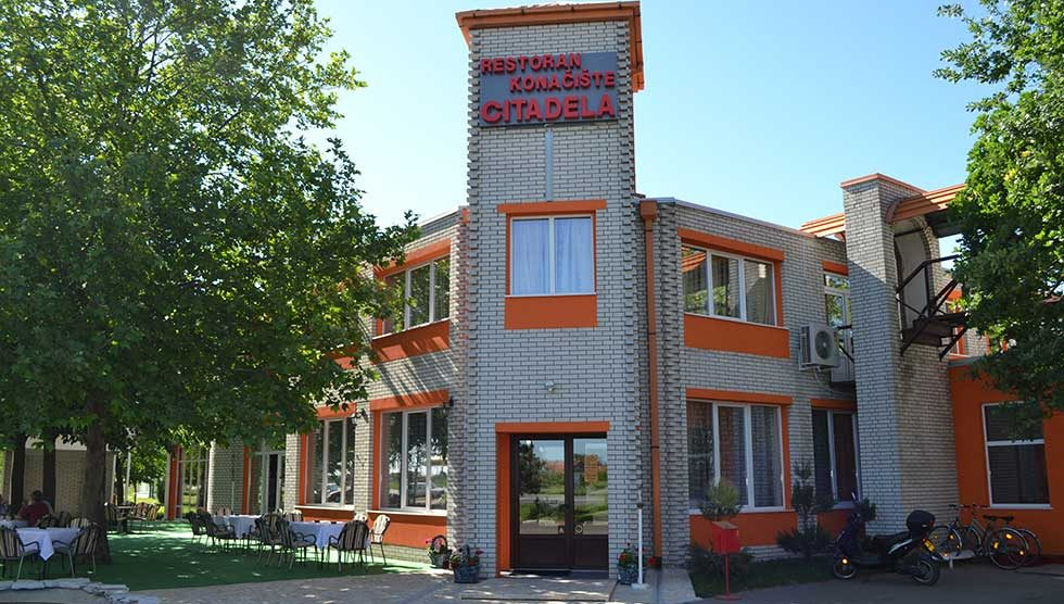 motel citadela