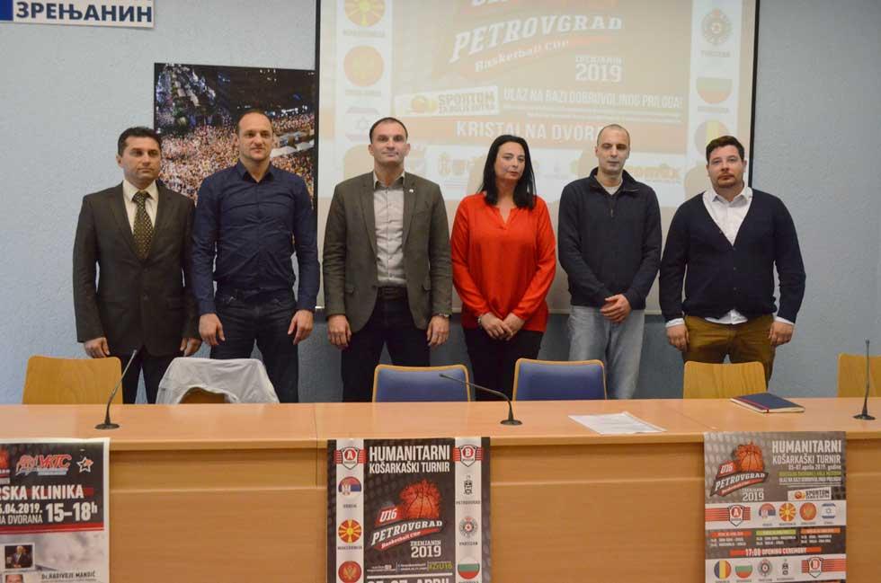 humanitarni košarkaški turnir