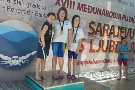 plivački miting sarajevo