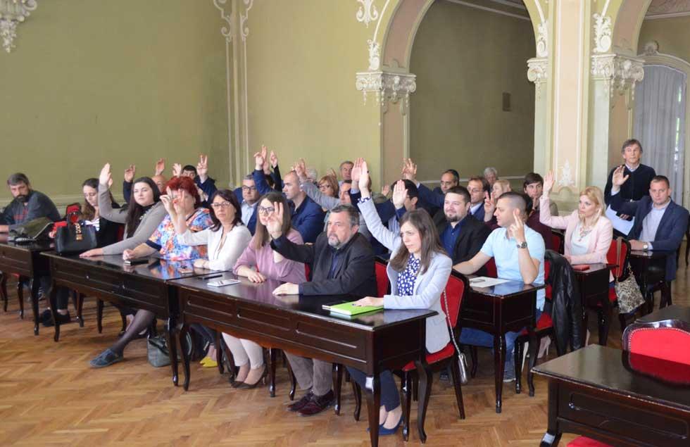 skupština grada zrenjanina