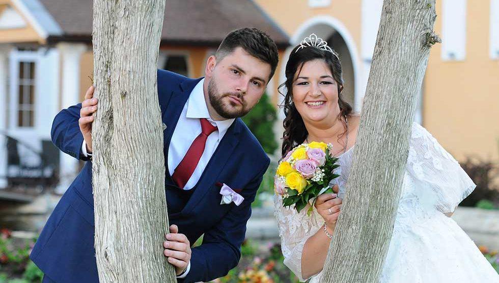 na svadbi
