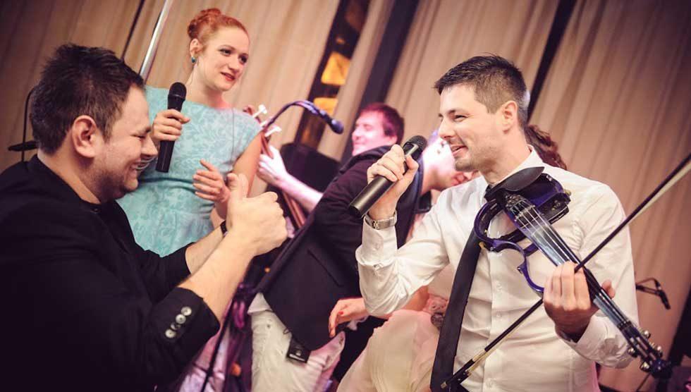 bend za svadbe