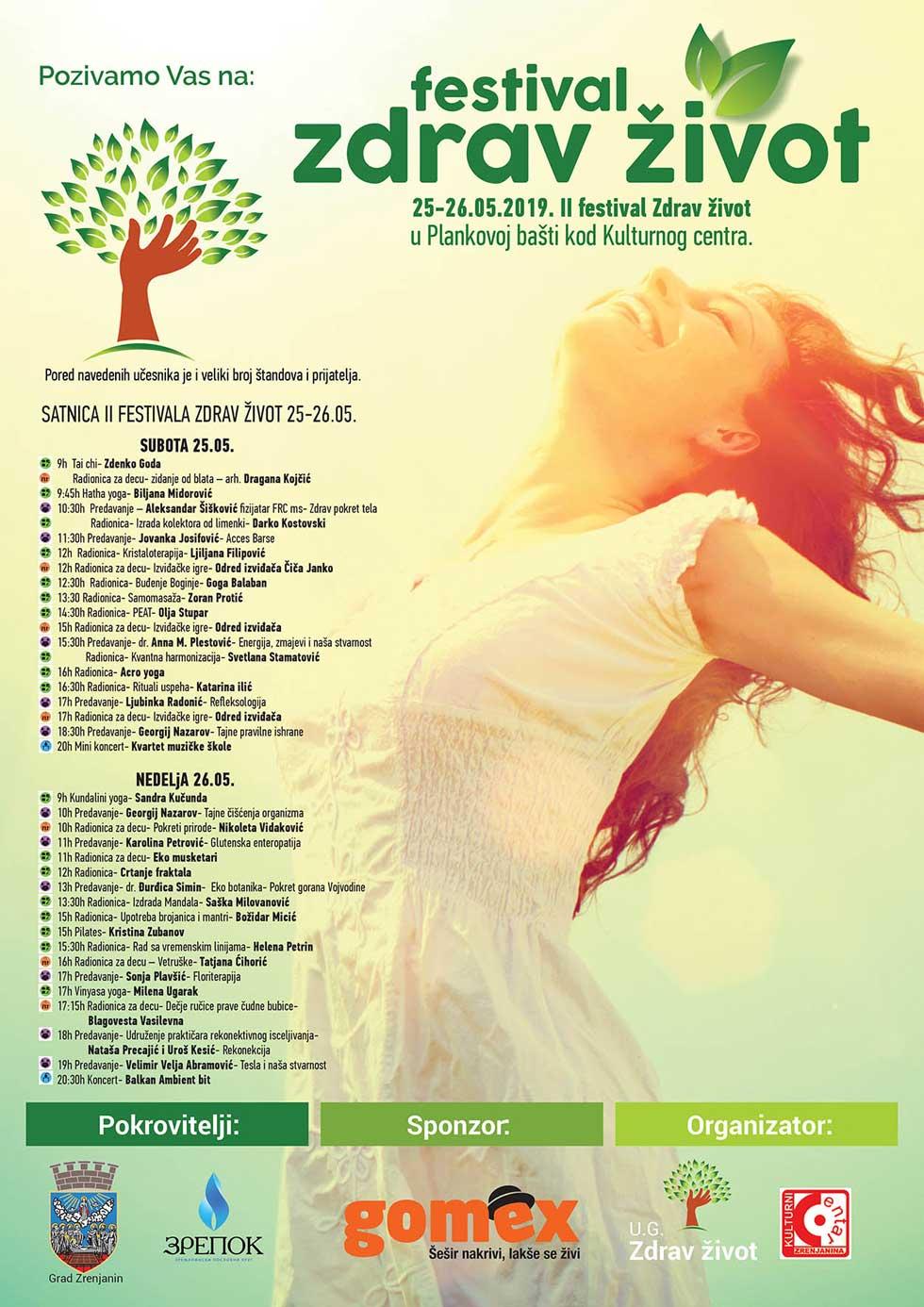 festival zdravog života