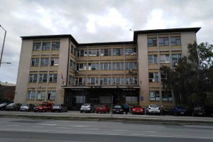 sanacija zgrade specijalističke poliklinike