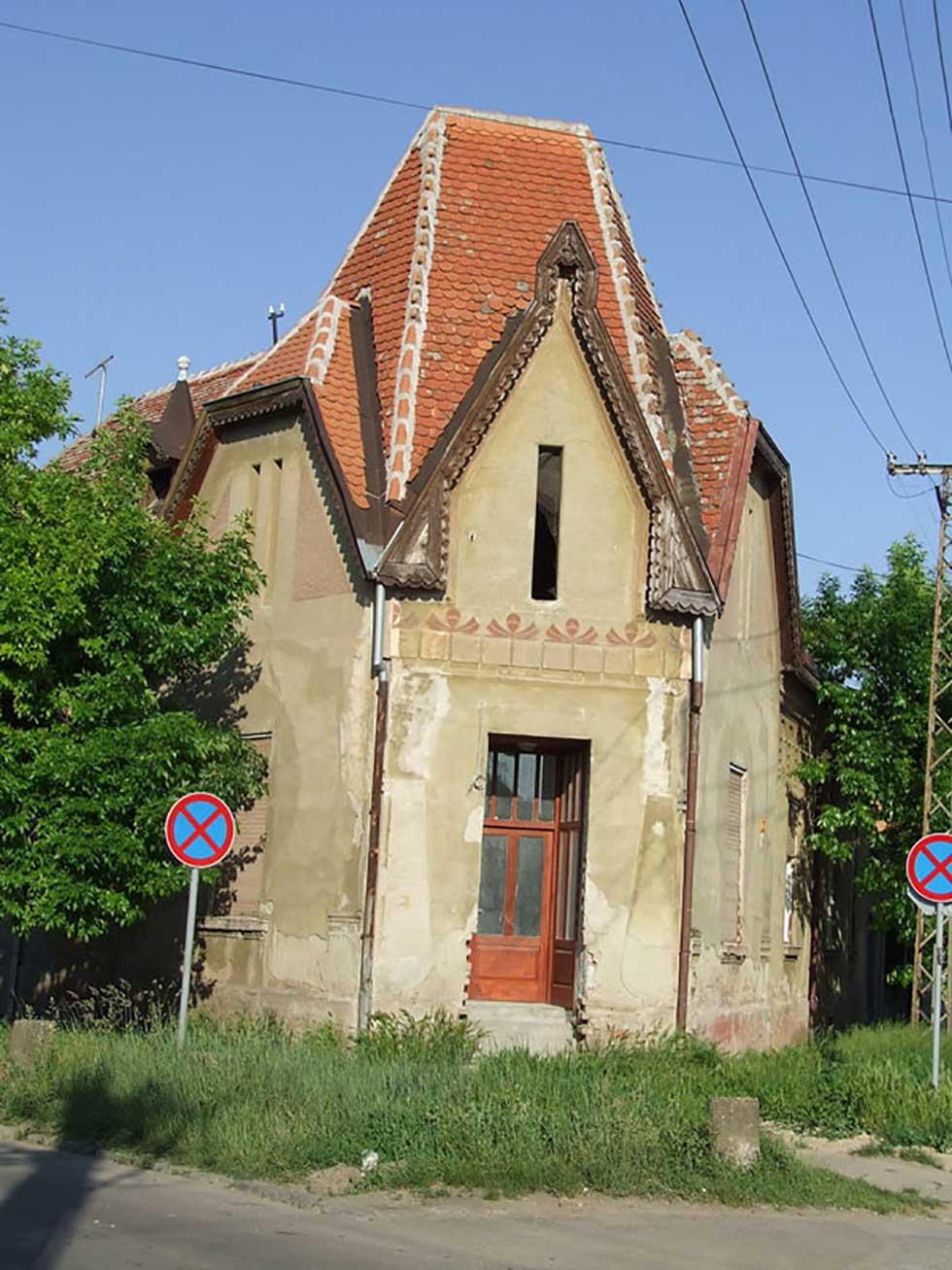 kuća profesora borjanovića