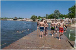 sezona kupanja na peskari