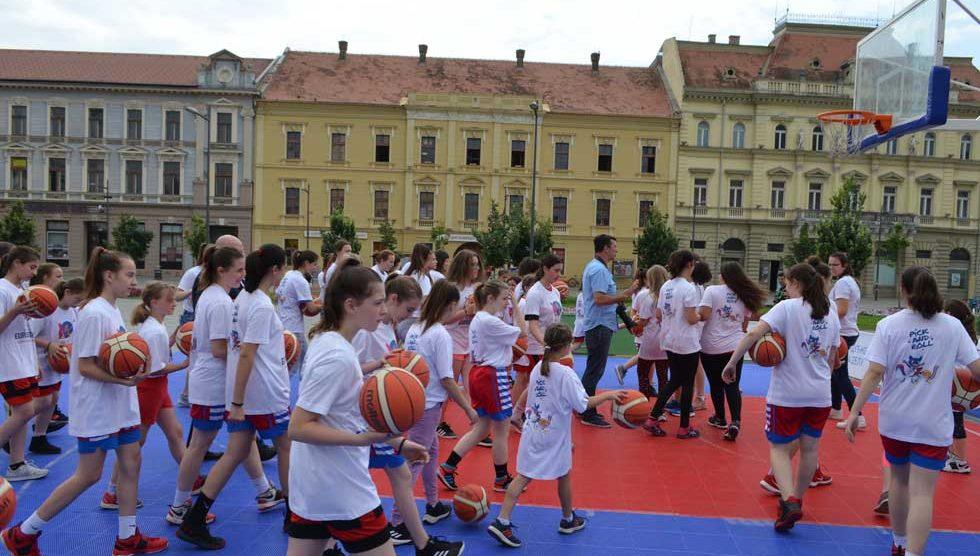 košarkaški marš