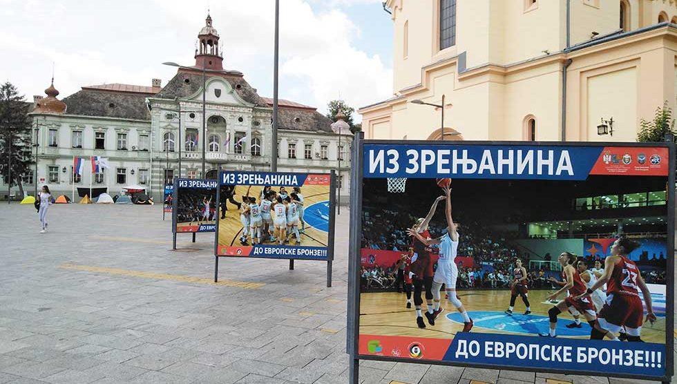 priznanje srpskim košarkašicama