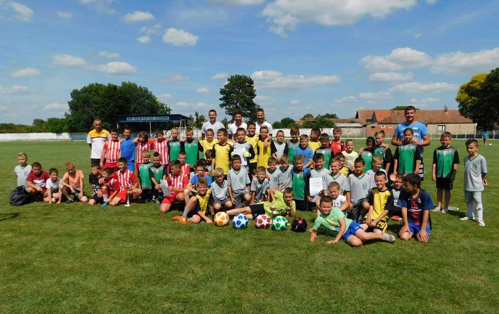 turnir u fudbalu za pionire