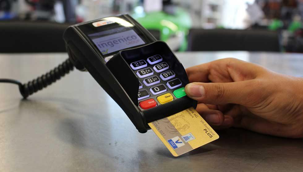 bezgotovinsko plaćanje