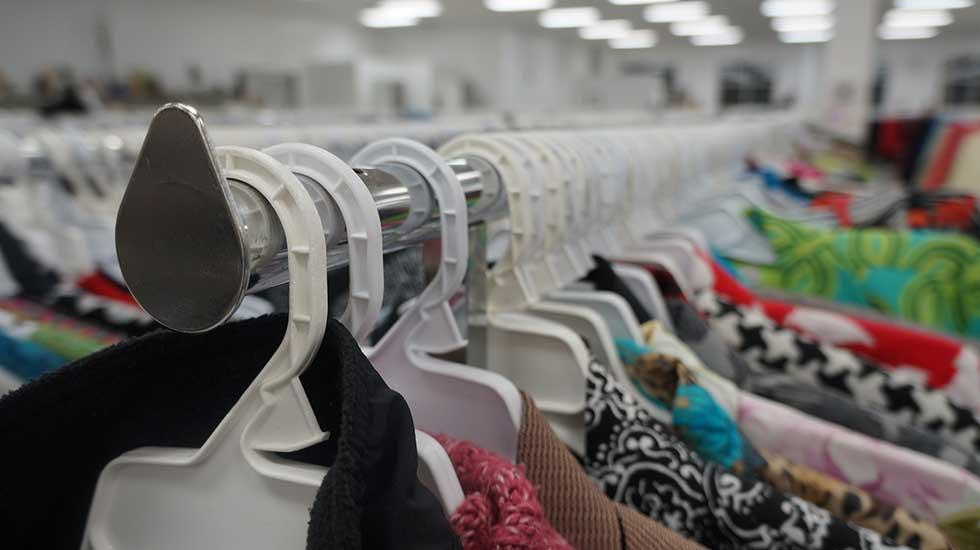 prikupljanje polovne garderobe