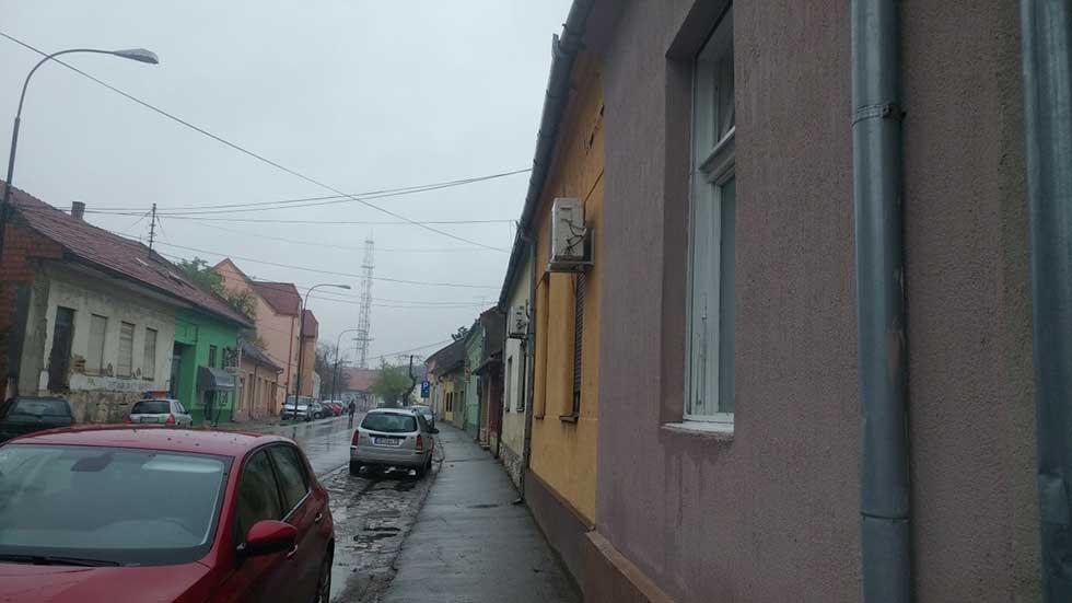 ulični stan