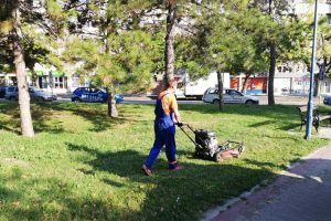 uređivanje zelenih površina