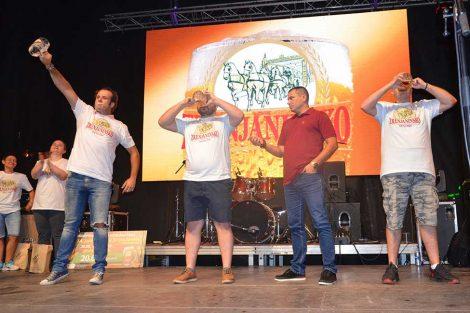 pobednici takmičenja u brzom ispijanju piva