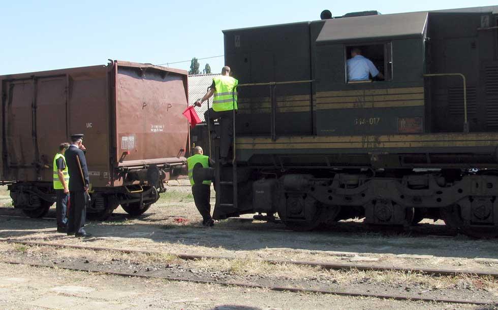 dva vagona
