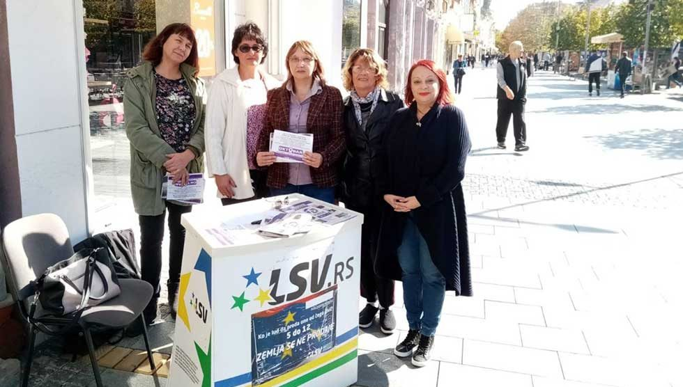 forum žena lsv