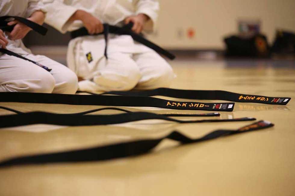 50 godina karatea u zrenjaninu