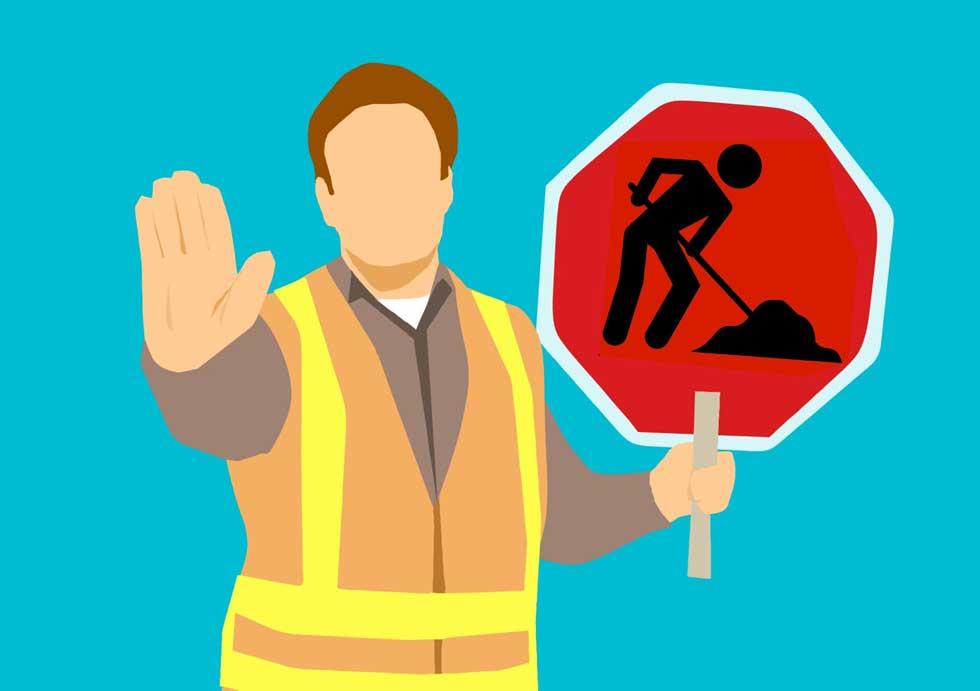 obustava saobraćaja