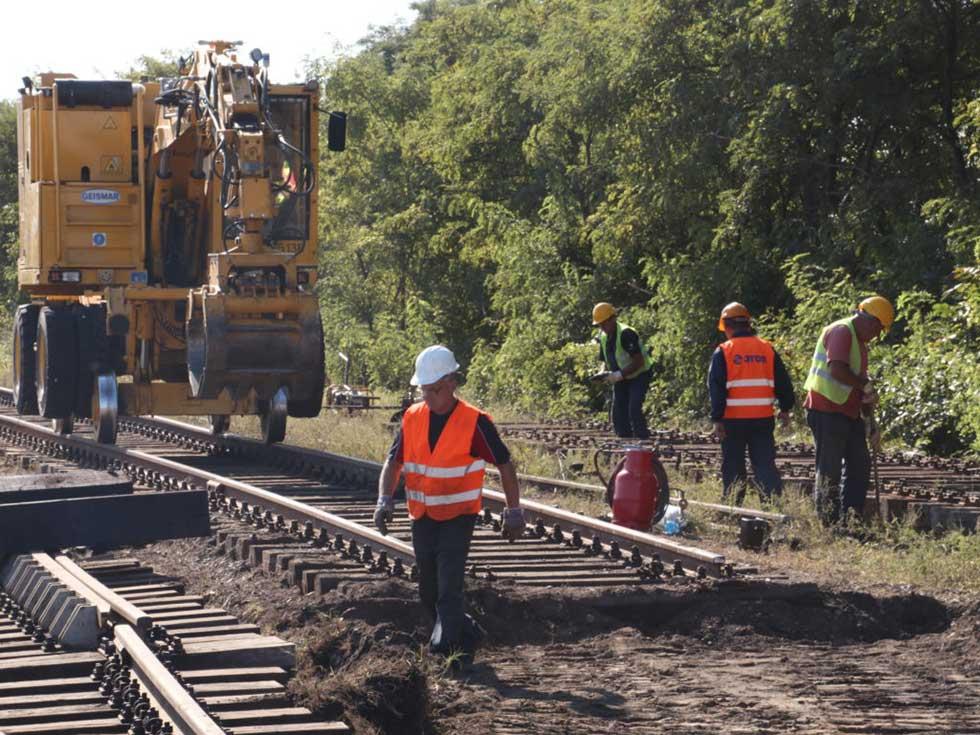 infrastruktura železnice srbije