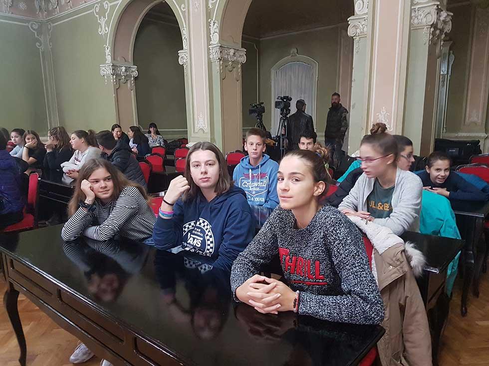predstavnici đačkih parlamenata