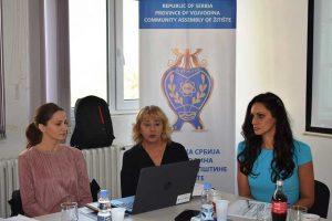 ženska parlamentarna mreža