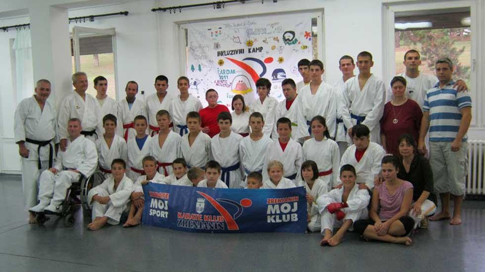 karate program