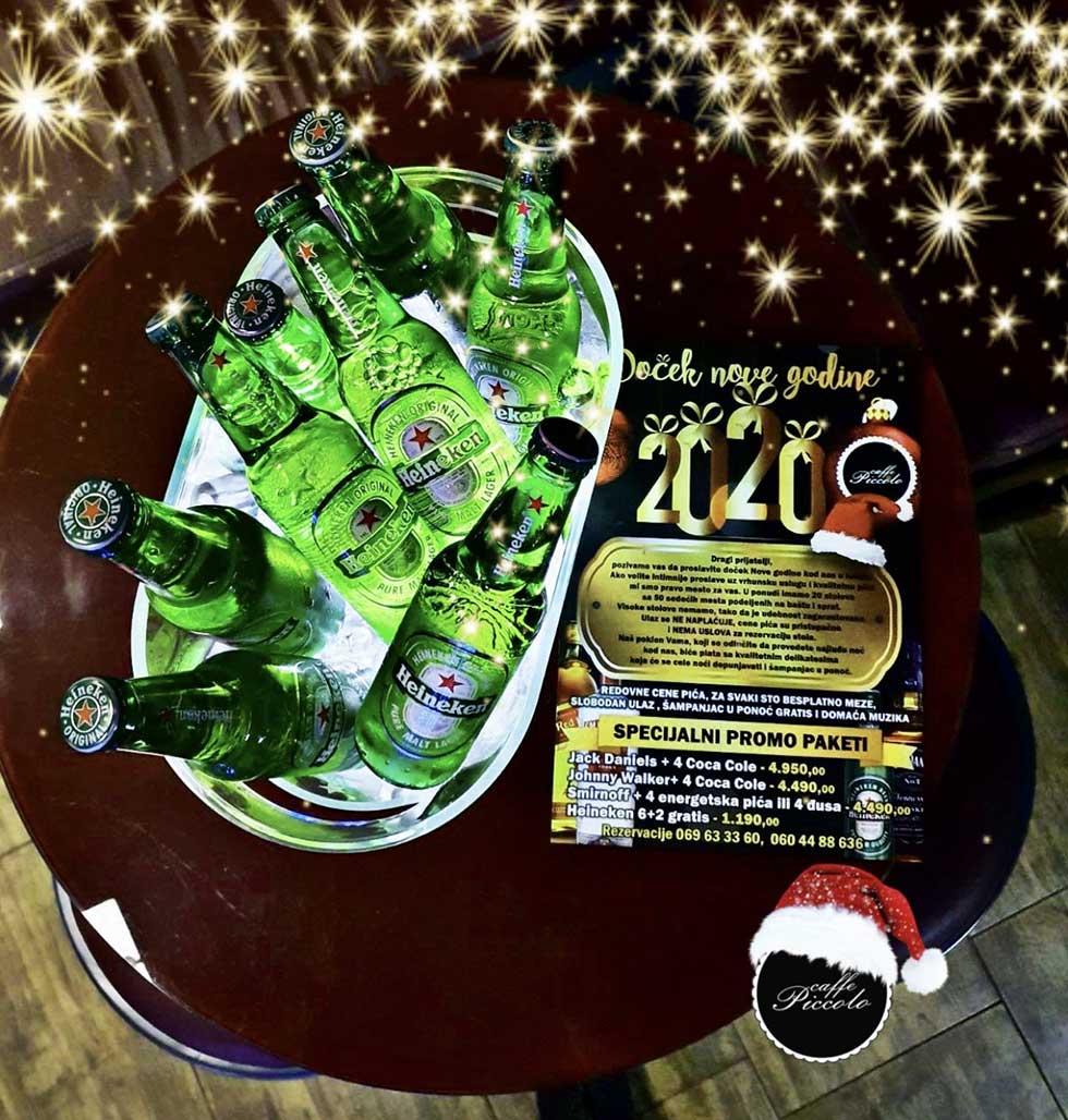 doček nove godine u kafeu piccolo