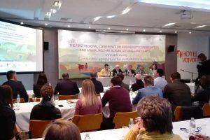 konferencija posvećena dobrobiti životinja