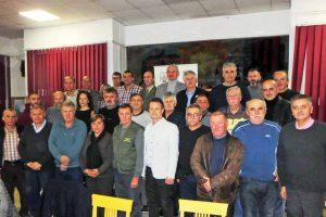 organizacija rezervnih vojnih starešina