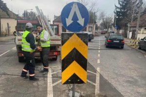 popravka saobraćajnih znakova