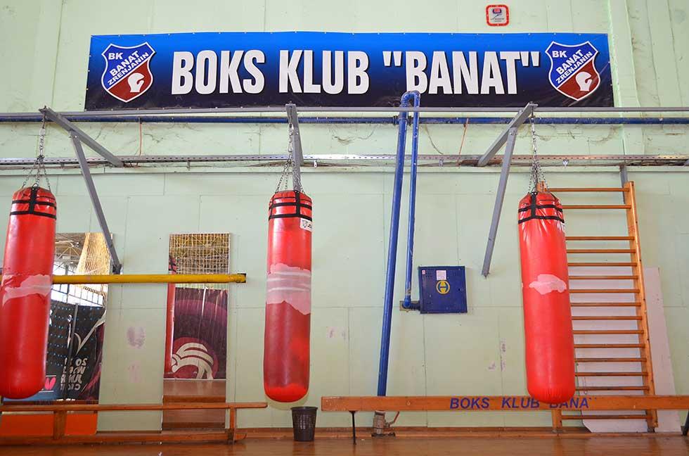 boks klub banat
