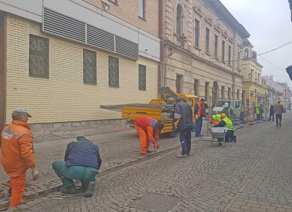 radovi u gimnazijskoj ulici
