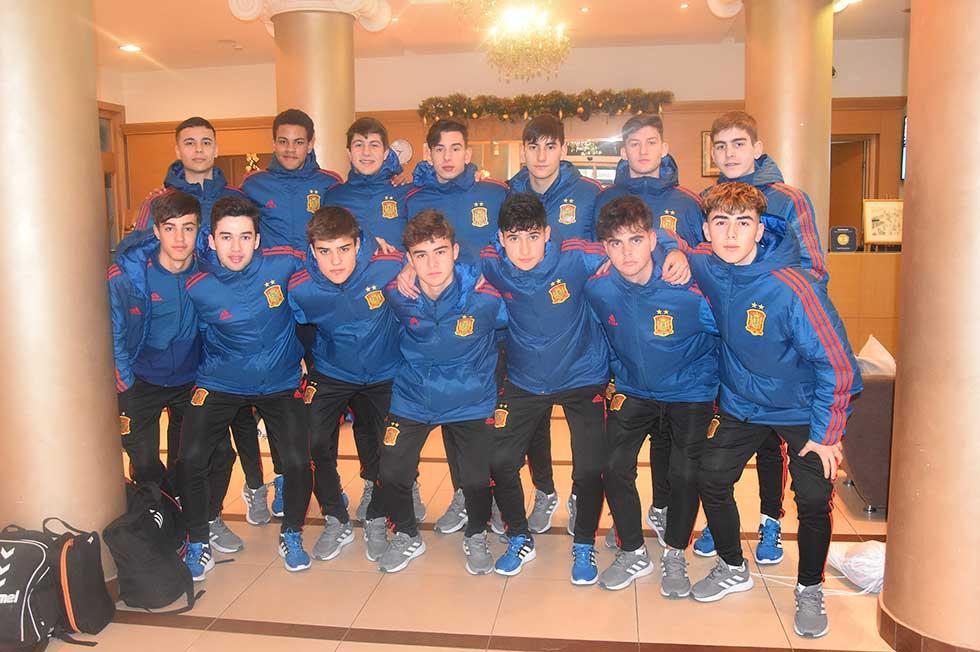 mlada futsal reprezentacija španije