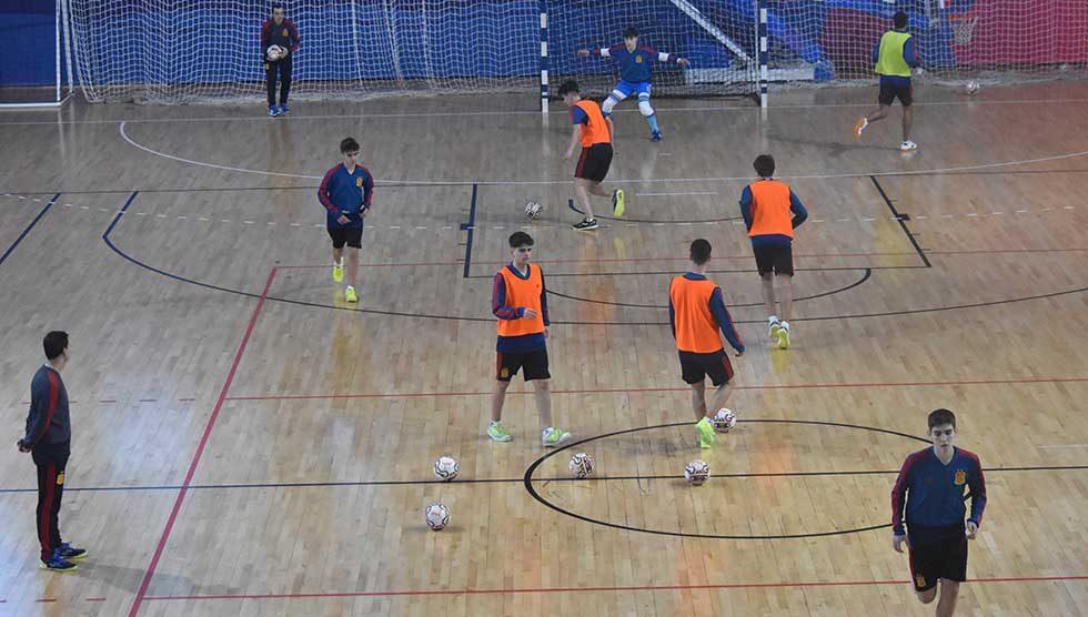 mlada futsal reprezentacija srbije