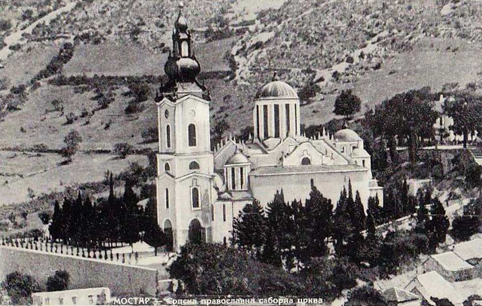 saborna crkva u mostaru