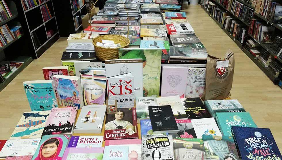osmomartovski sajam knjiga