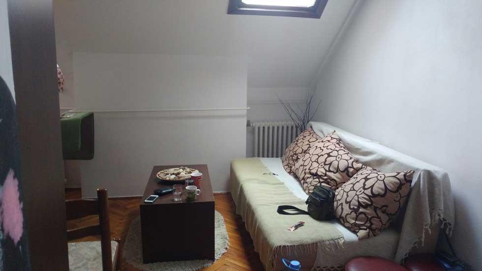 dvosoban stan u centru grada