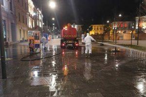 pranje gradskih ulica