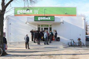 kompanija gomex
