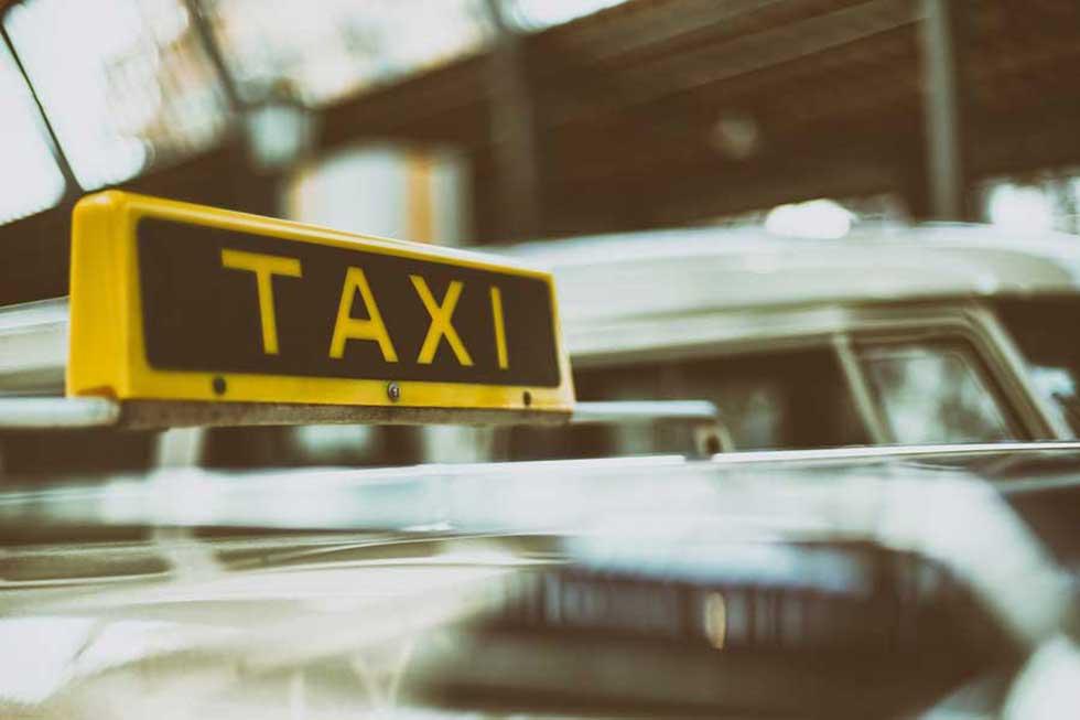 taksi udruženja