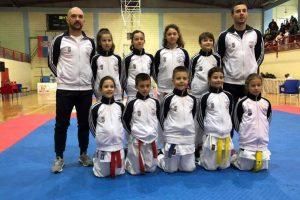 naslednici u karate klubu zrenjanin