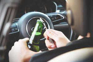 isključen iz saobraćaja zbog vožnje pod uticajem alkohola