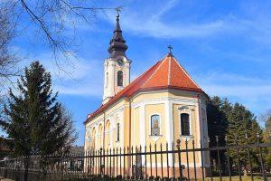 crkva svetog nikole u melencima