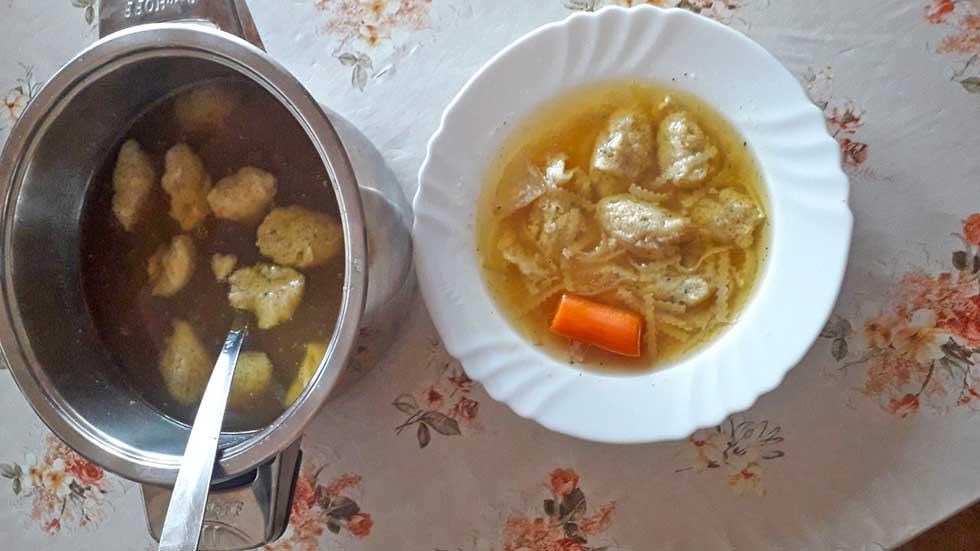 nedeljni ručak