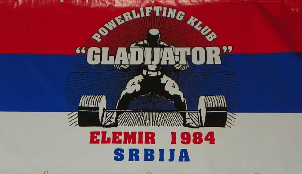 powerlifting klub gladijator