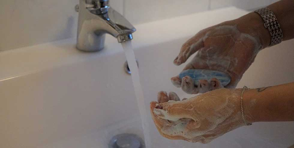 pritisak vode