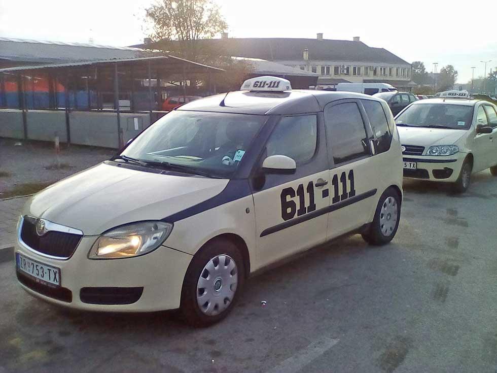vozila udruženja as taxi